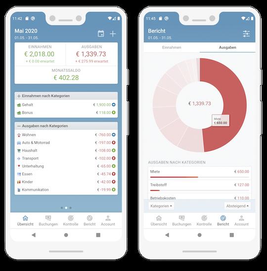 Die neue hahabu App für Android